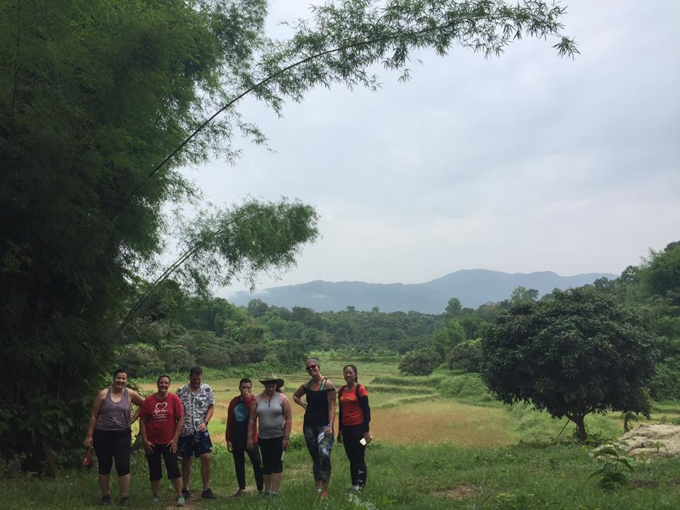 Fresh-Start-Chiang-Mai-bootcamp-morning-walk
