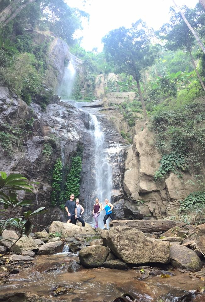 waterfall-health-and-fitness-holidays-in-asia-