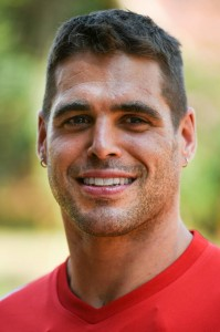 Photo of Tom our fitness boot camp leader in Thailand