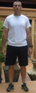 Darek at the beginning of his 7 day Thailand camp
