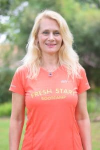 Louise Thomas founder of Thailand fitness bootcamp holiday in Chiang Mai Thailand
