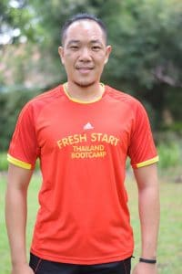 Prom fitness and cyclist trainer at fresh start