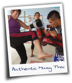 Authentic Muay Thai Session