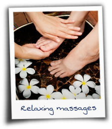Chiang Mai Thailand relaxing massages
