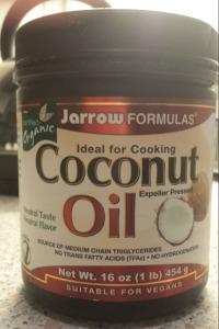 healthy habits coconut oil