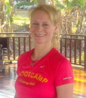 Louise Thomas co-founder of fresh start Thailand bootcamp