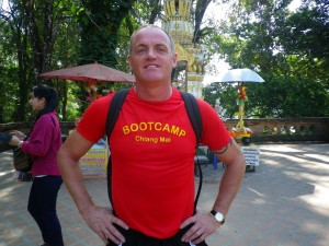 Phil is the latest addition to our fitness holidays in Thailand