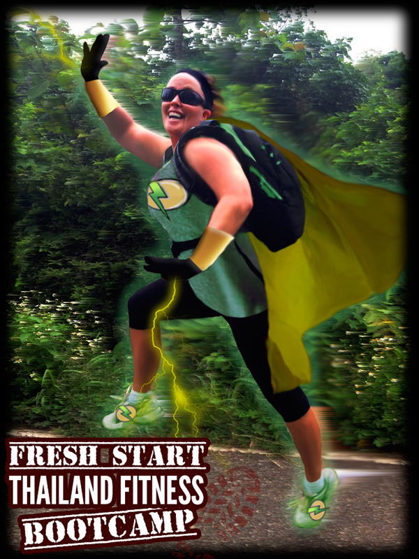 Get Fitter And Healthier Like A Health Superhero!