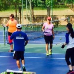 Exercise Trend: Cardio Tennis