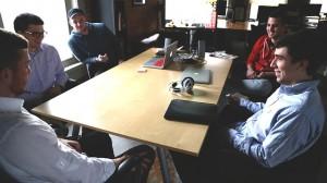 Bespoke meeting rooms