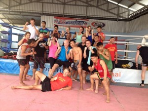 Muay Thai In Thailand The Art Of Eight Limbs