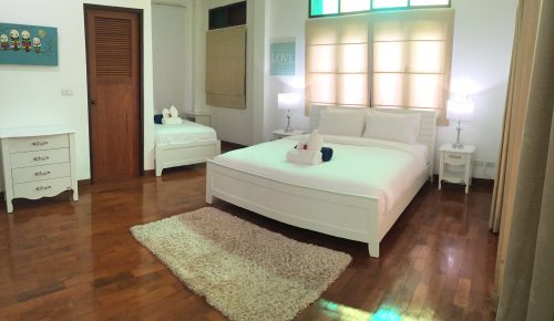 Guest Room For 3