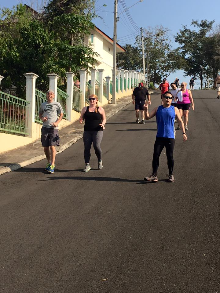 10 Benefits of Running Backwards