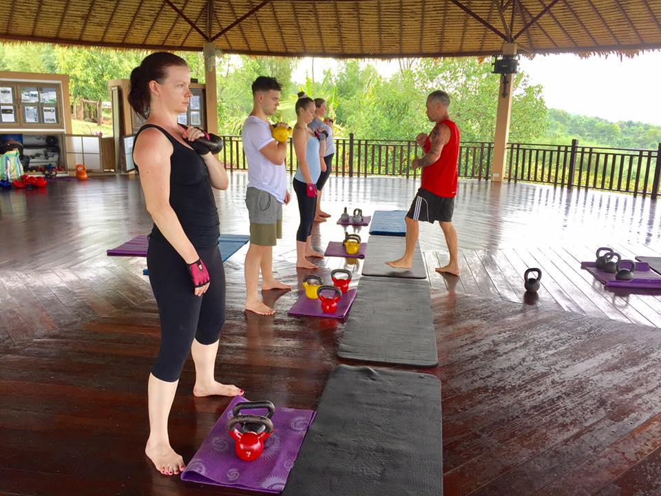 May's Happening At Fresh Start Thailand Fitness Bootcamp