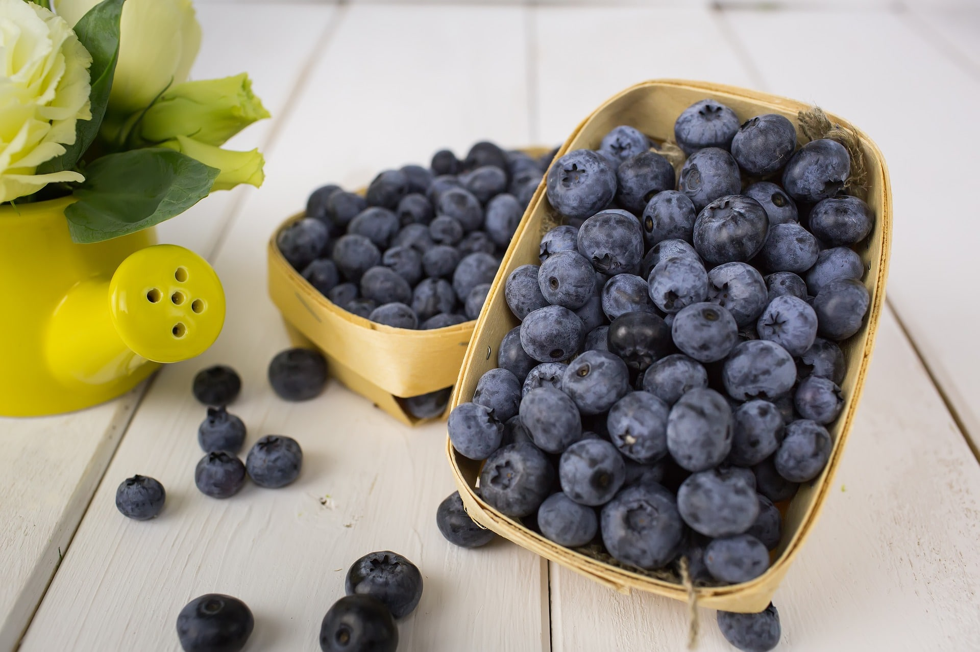 10 Benefits Of Blueberries
