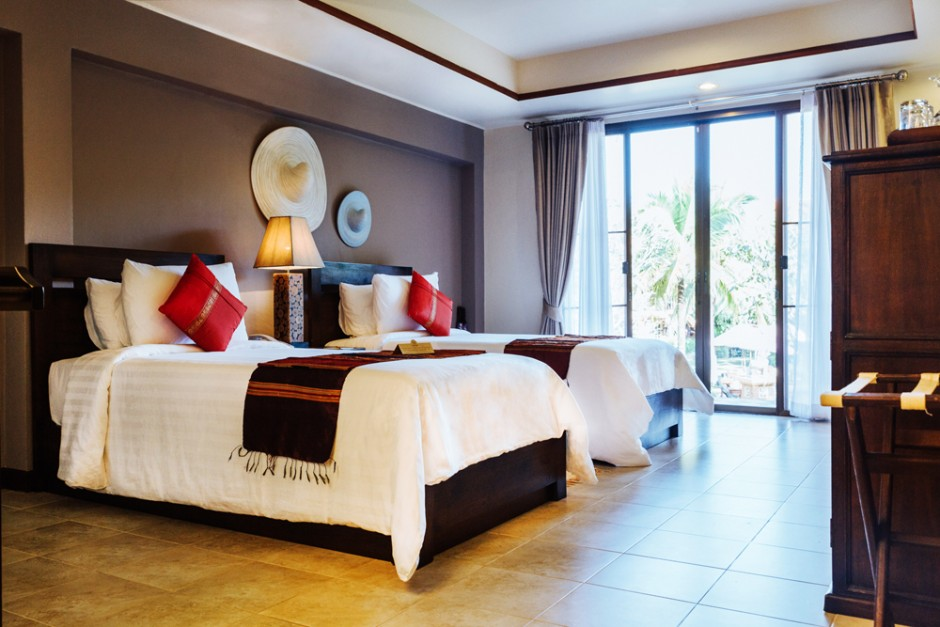 Pool Deluxe Hotel RoomsJune 2015