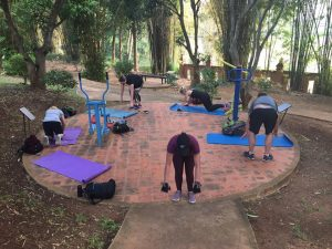 Why come to Thailand to do a fitness bootcamp?