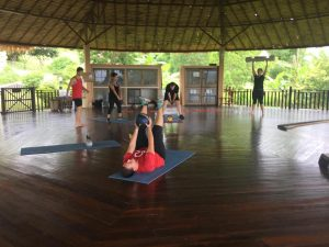 healthy holiday in Thailand