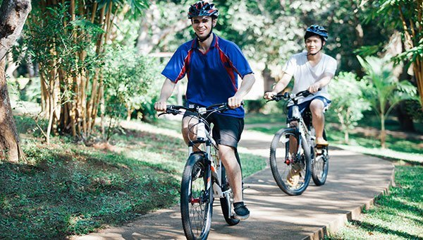 fitness training holidays in the sun cycle day adventure