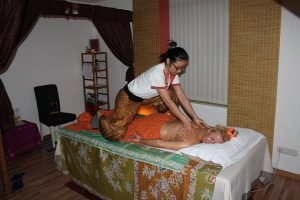 Thai body massage benefits