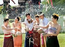 Songkran Thailand 2019